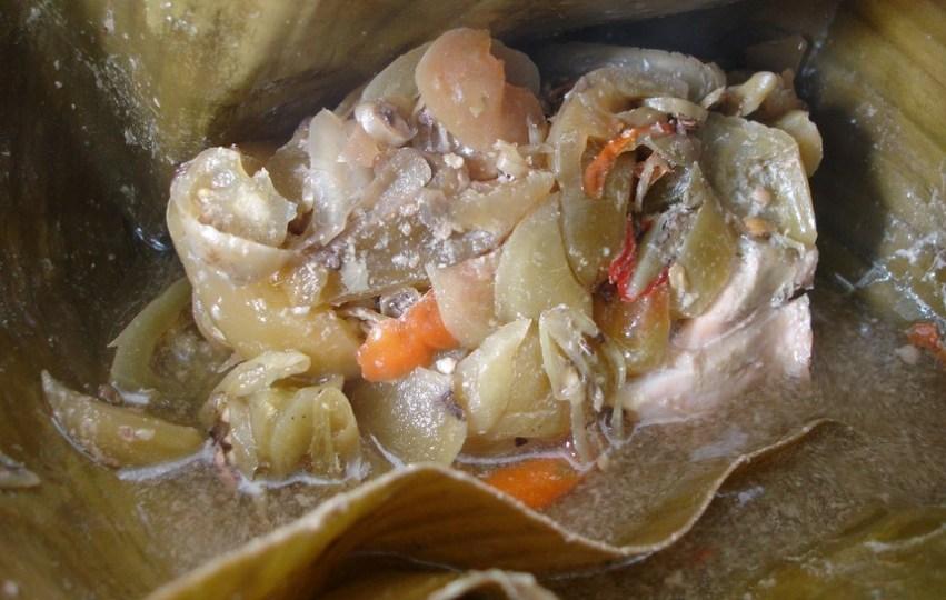 Resep Garang Asem Daging Ayam Gurih dan Lezat